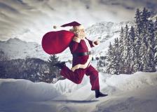 ŒŚwięty Mikołaj to właśœnie ja!
